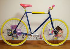 Pimped Out Fixies: 17 of the Very Best | Total Women Cycling