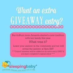 Sleeping Baby Flying Squirrel Giveaway. Extra Entry. Go to Instagram!
