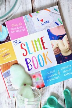 Our Marshmallow Slime is SUPER stretchy! We'll show you how to make edible slime with marshmallows different ways) with this easy video recipe! Slime Craft, Diy Slime, One Ingredient Slime, Best Fluffy Slime Recipe, Chocolate Slime, Experiment, Activities For Kids, Crafts For Kids, Learning Activities