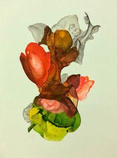 Gallery Travels: Julie Evans at Winkleman Gallery