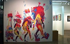 Crib Sheet: 6 Bay Area Street Artists to Know Crib Sheets, City Streets, Street Artists, Vibrant, Painting, Inspiration, Home Decor, Style, Biblical Inspiration
