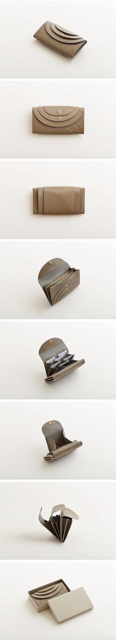 i ro se fold 3F wallet