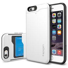 Capas para Iphone 6 Slot com cartão de crédito