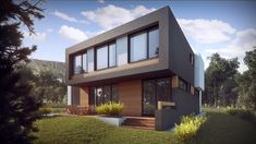 Single Family House, Dragalevci, Sofia - Kunchevarchdesign