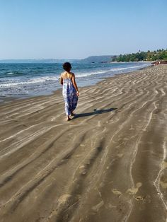 Siridao Beach, Goa. Goa, Backpacking, Sustainability, Trail, Hiking, India, Beach, Nature, Walks