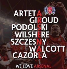 One team.One Arsenal. Football Ads, Arsenal Football, Ad Art, Arsenal Fc, One Team, Love Of My Life, Sayings, Athletes, Grass