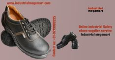 Industrial megamart is the one of the best India's online leading safety shoes products e-commerce services provider. We supply online safety products is offering an impressive range of branded safety shoes for both industrial & individual buyers environmental friendly. These shoes are suitable for use in construction sites, warehouses, oil rigging sites, and oil and petroleum refineries. We provide online safety shoes services for both b2c & b2c local and global network by industrial…