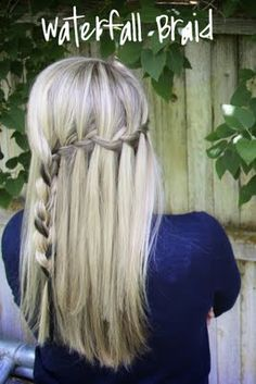 30 different hair-styles. Super cute blogger.