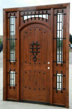 Puertas elegantes