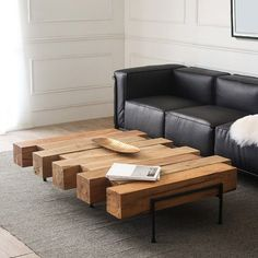 Search results for: 'industrial rustic 42 52 solid wood coffee table geometric metal base natural coffee table' Solid Wood Table Tops, Solid Wood Coffee Table, Outdoor Coffee Tables, Rustic Coffee Tables, Coffee Table Design, Wood And Metal Table, Stylish Coffee Table, Wood Table Bases, Coffee Table Base