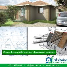 New Tuscan Style Development by First Choice Realty, in Pretoria West. The Orchards 2, 3 & 4 Bedroom plans available Visit our website: http://besociable.link/4g #property #affordablehousing #PretoriaWest