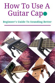 If you want to take that extra step to sound better and make playing the guitar more fun then you could turn to the capo. Many guitarists incorporate the use of the capo and it is indeed a great skill to master. Easy Guitar Chords, Guitar Songs, Acoustic Guitar, Ukulele, Fingerstyle Guitar Lessons, Best Guitarist, Drum Lessons, Music Sing, Guitar Stand