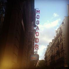 Théâtre #paris #france #théatre #modagor