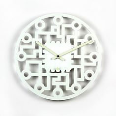 I discovered this Simple Circuit Diagram Wall Clock ::feelgift on Keep. View it now.