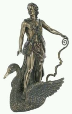 Greek & Roman- Apollo. Apollo is a many-talented Greek god of prophecy, music, intellectual pursuits, healing, plague. As a Roman god, the sun.