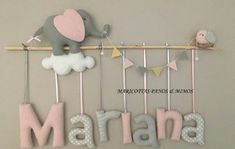 New diy baby mobile ideas feltro Ideas Neue diy Baby-Handy-Ideen feltro Ideas Baby Crafts, Felt Crafts, Diy And Crafts, Baby Bedroom, Baby Room Decor, Baby Pillows, Baby Sewing, Diy For Kids, Sewing Projects