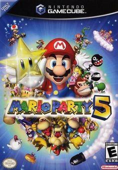 Mario Party 5 [Pal] [Español] [NGC]