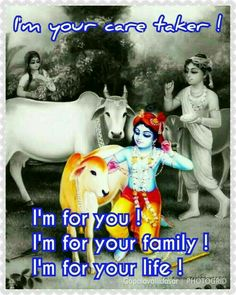 Radha Krishna Love Quotes, Krishna Art, Radhe Krishna, Krishna Leela, Baby Krishna, Spiritual Love, Spiritual Quotes, Hare Rama Hare Krishna, Lord Krishna Wallpapers