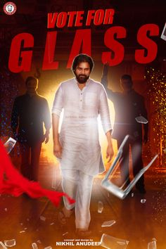 Vote For Glass Poster - Janasena on Behance Hd Wallpapers For Pc, Download Wallpaper Hd, Movie Wallpapers, Pawan Kalyan Wallpapers, Allu Arjun Wallpapers, Hd Cover Photos, Hd Photos, Studio Background Images, Blur Background Photography
