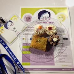 Best mini cupcakes I've ever had! No diet plans tonight. #dwkc #diva #women #social #networking #kansascity #food #babycakes