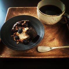 専属パティシエールyoko❤️のà la mode #陶芸  #pottery  #sweets #スイーツ