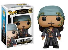 POP! Disney: Pirates of the Caribbean Dead Men Tell No Tales - Ghost of Will Turner for Collectibles | GameStop