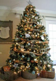 family  heritage Christmas tree