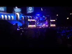 Avril Lavigne - Fly Live @ Special Olympics World Games LA 7.25.2015 1080i - YouTube