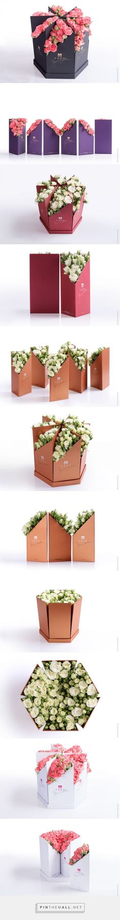 "- Coco Fiori ""Share Collection"" Coco Fiori by Backbone Branding. Source: World Packaging Design. Pin curated byCoco Fiori by Backbone Branding. Source: World Packaging Design. Pin curated by Flower Packaging, Cool Packaging, Packaging Design Inspiration, Grafik Design, Flower Boxes, Box Design, Flower Designs, Paper Flowers, Floral Arrangements"