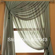 fabric draping idea