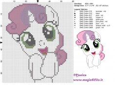 Schema punto croce dolce Sweetie Belle (my little pony) 60x68 9 colori.jpg (999.8 KB) Osservato 846 volte