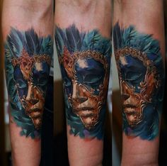 This Creative Tattooist Brings His Works Art To Life With His Unbelievable Talent And Skill