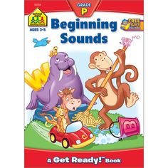 Beginning Sounds (Get Ready Books) Price:$2.99