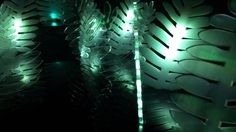 Breathe. An interactive art installation for DM2000