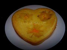 DAPUR BUNDA INONG: CAKE NANAS