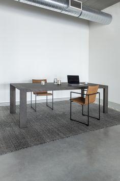 Combo Design is officieel dealer van Arco ✓Essenza eetkamertafel ✓ Gratis offerte aanvragen ✓ Makkelijk te bestellen New Homes, Dining Table, Frame, Modern, House, Furniture, Design, Home Decor, Picture Frame