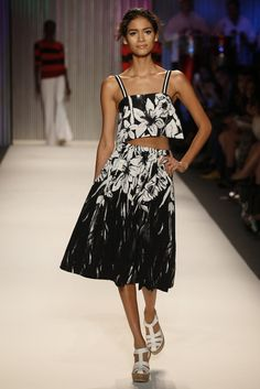 Tracy Reese RTW Spring 2014