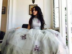 Camila's Vogue Photo Diary of the Grammys.