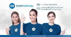 Start growing your business with us! #staffvirtual #bpo