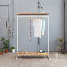 Clothes Stand 2 by Noodles Noodles & Noodles Corp. | MONOQI #bestofdesign