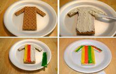 Snack: Joseph's Coat of Many Colors