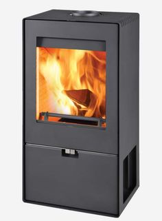 Falun Steel Line - Euro Fireplaces Multi Fuel Stove, Fireplace Design, Wood Burning, New Homes, Home Appliances, House Design, Steel, Contemporary, Deco
