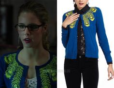 "Felicity wears Anthropologie in 1x20 ""Home Invasion"""