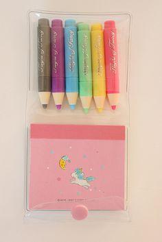 【1990】Color Pencil Set ★Little Twin Stars★