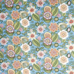 Trend indoor/outdoor pattern 02510 in Bluebird.