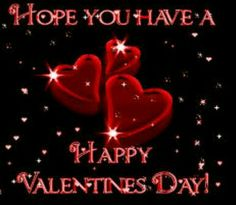 Happy valentines day!!!!