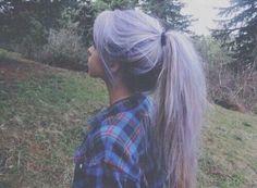 Imagen de hair, purple, and grunge
