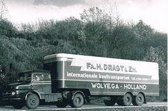 Fa.Dragt Wolvega 1960 Foto: Heiwo archief
