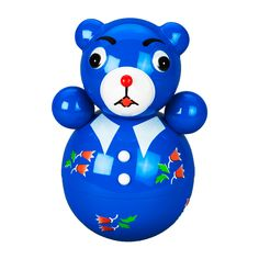 Kitsch Kitchen Adorable blue tumble bear always come back up when pushed over to the sound of a beautiful jingly bell inside the bear. This would make a wonderful gift or to add some retro style decoration to a little person's room. Made from tough plastic, Tumble Bear Stands 14cm x 25 cm. Designed by […]