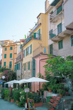Corniglia, the middle town of Cinque Terre and the only one not accessible by sea